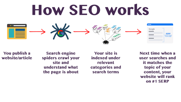 Why is SEO necessary and how it works for business?
